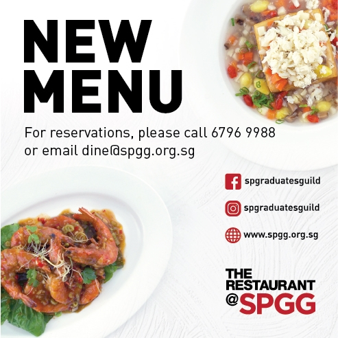 New Restaurant Menu