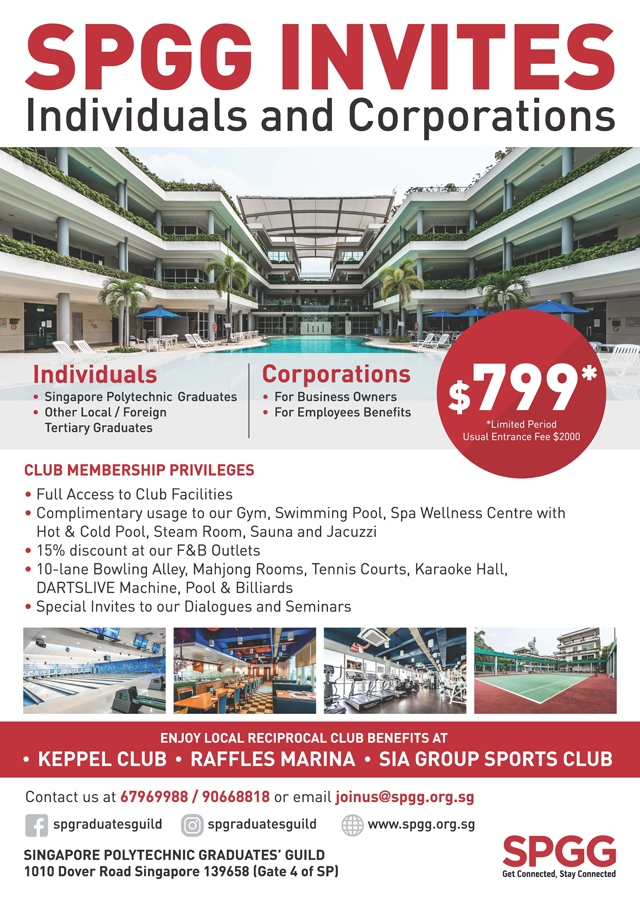 SPGG Invites Individuals and Corporations To Enjoy Club Membership Privileges