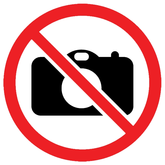 No Photography and Videography in the Wellness Centres
