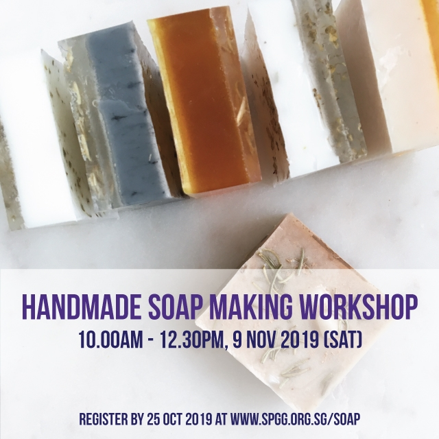 Handmade Soap Making Workshop
